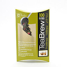 Empty Disposable Tea Bags 100 Count - Good Life Tea
