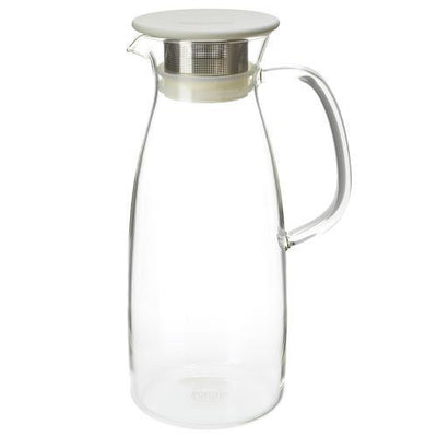 Ice Tea Jug hot or cold steeping 50 ounces