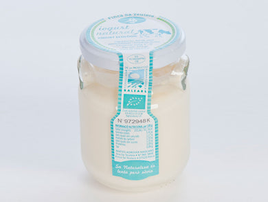 YOGURT NATURAL DE VACA 275 g