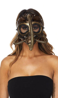 Steampunk Respirator Gas Mask