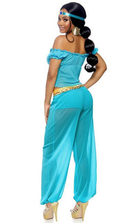 Arabian Beauty Princess Jasmine Costume