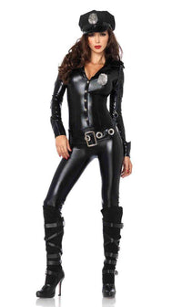 Sexy Crooked Cop Costume - SohoGirl.com
