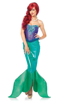 Little Ariel Mermaid Costume