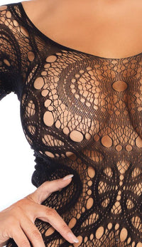 Black Thong Back Teddy - SohoGirl.com