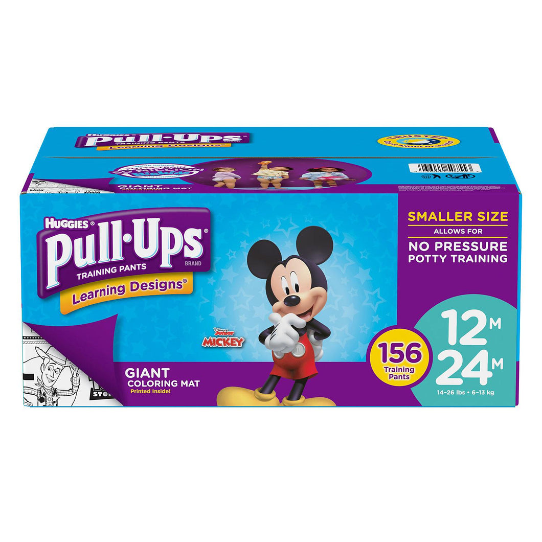 Huggies Pull-Ups for Boys (Choose your size)