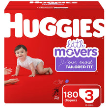 Load image into Gallery viewer, Huggies Little Movers Size 3