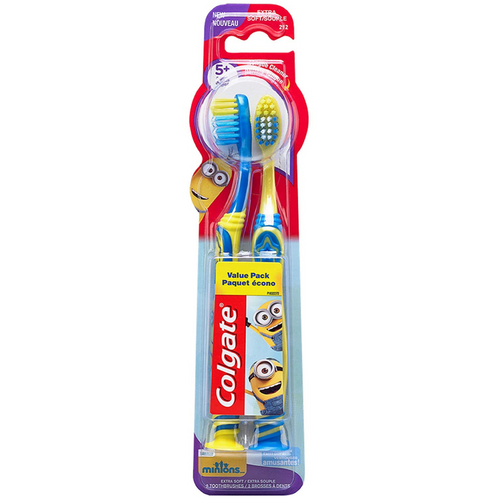 Colgate Kids 5+yrs Toothbrush (Value Pack)