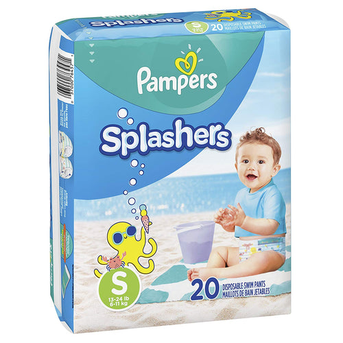 Pampers Splashers (choose your size)