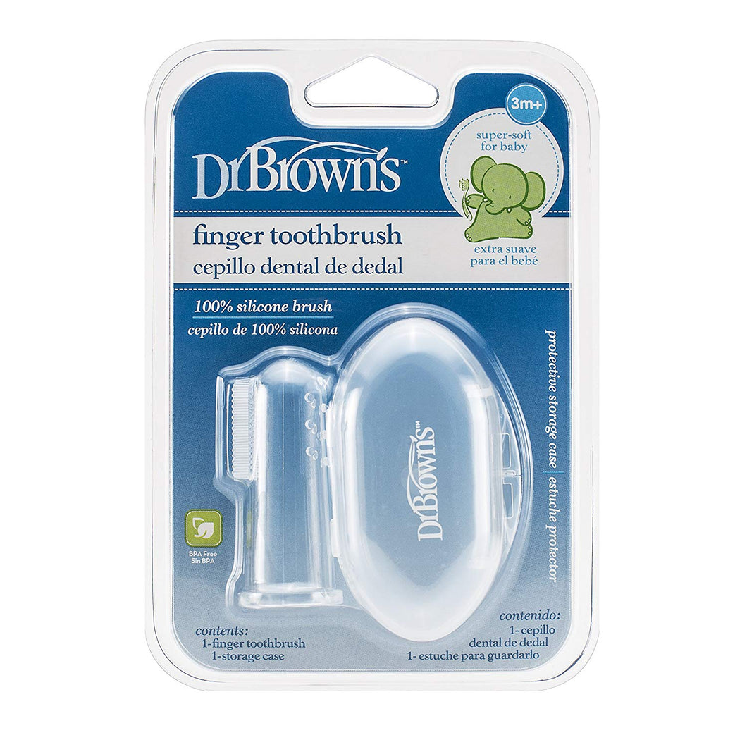 Dr. Brown's Finger Toothbrush