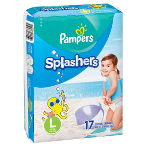 Pampers Splashers - Economy Pack (choose your size)