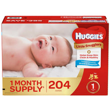 Load image into Gallery viewer, Huggies Little Snugglers Size 1