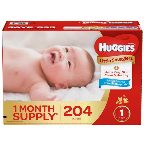 Huggies Little Snugglers Size 1