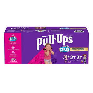 Huggies Pull-Ups for Girls (Choose your size)