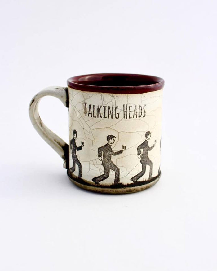 David Kring - Talking Heads Mug