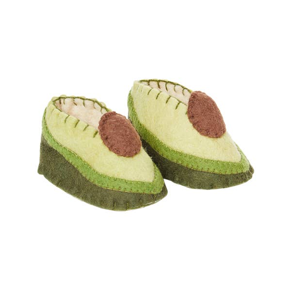 Silk Road Avacado Zooties 0-12 Months