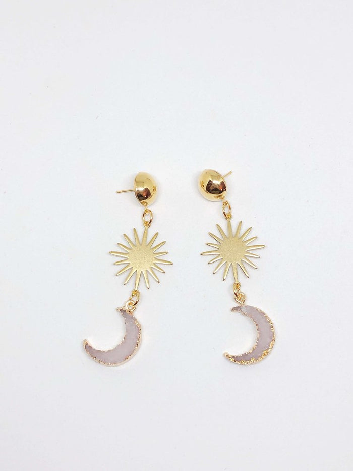 Finds - White Moon Drops