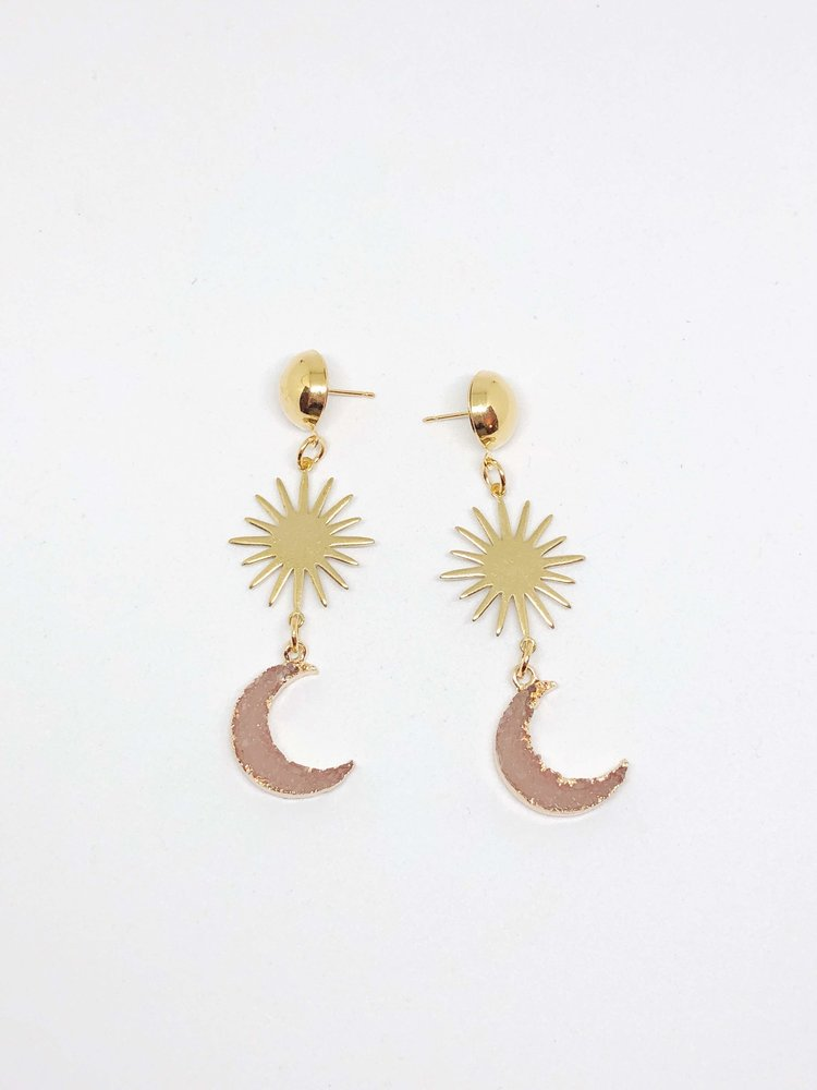 Finds - Blush Moon Drops