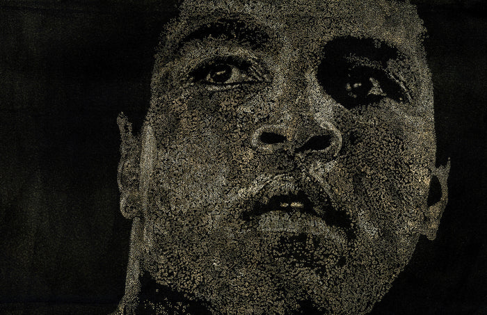 Paul Reynolds - Ghost of Ali Prints