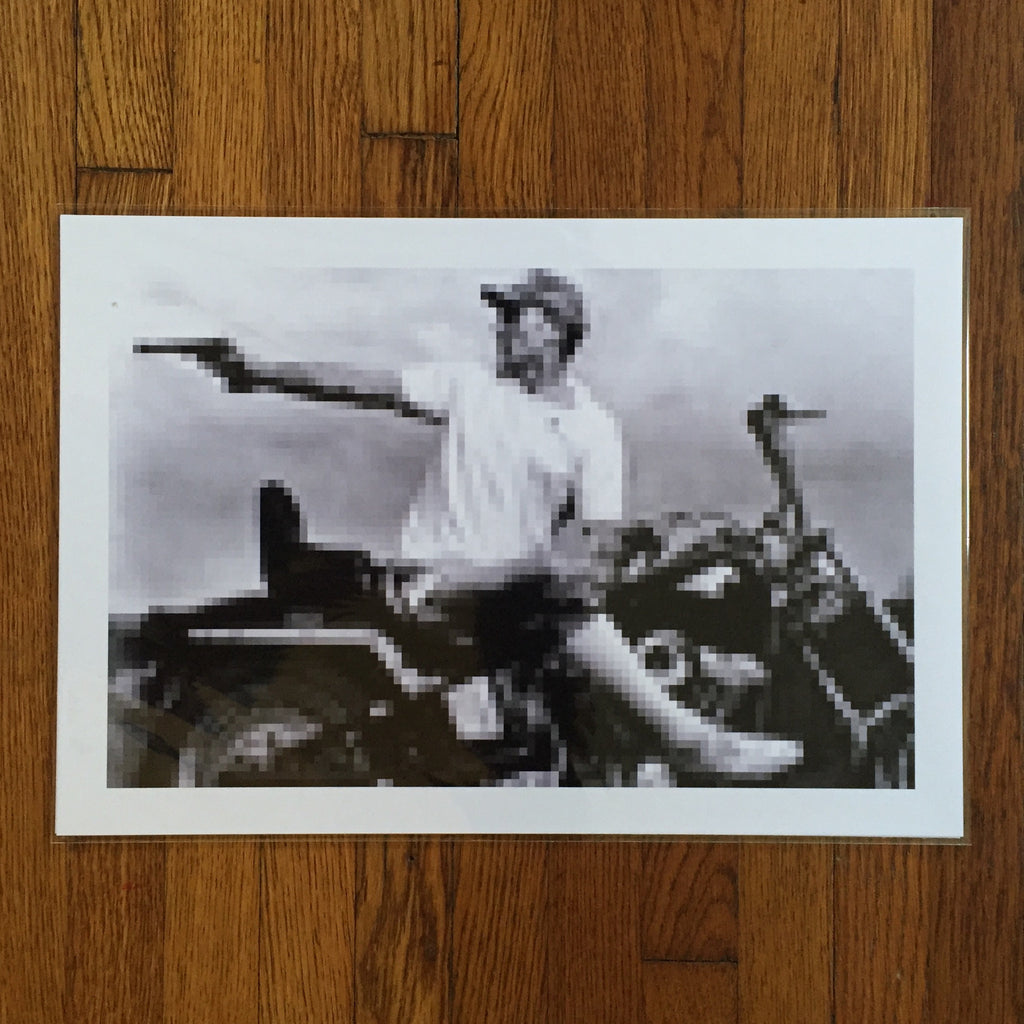 Erik Orr - Hunter S. Thompson