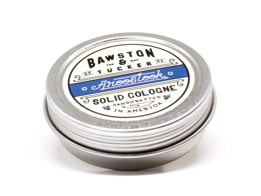 Bawston & Tucker - Aroostook Solid Cologne