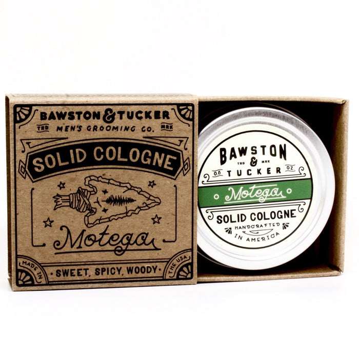 Bawston & Tucker - Motega Solid Cologne