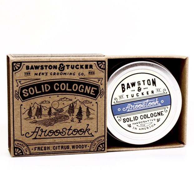 Bawston & Tucker Aroostook Solid Cologne