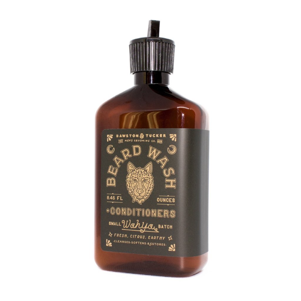 Bawston & Tucker - Wahya Beard Wash