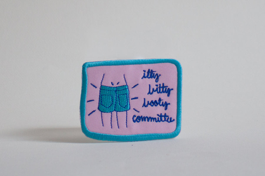 Country Girl - Itty Bitty Booty Committee Patch