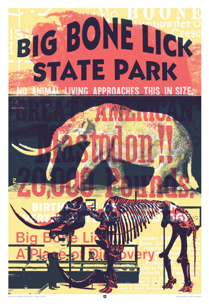 Kentucky State Parks Foundation Big Bone Lick
