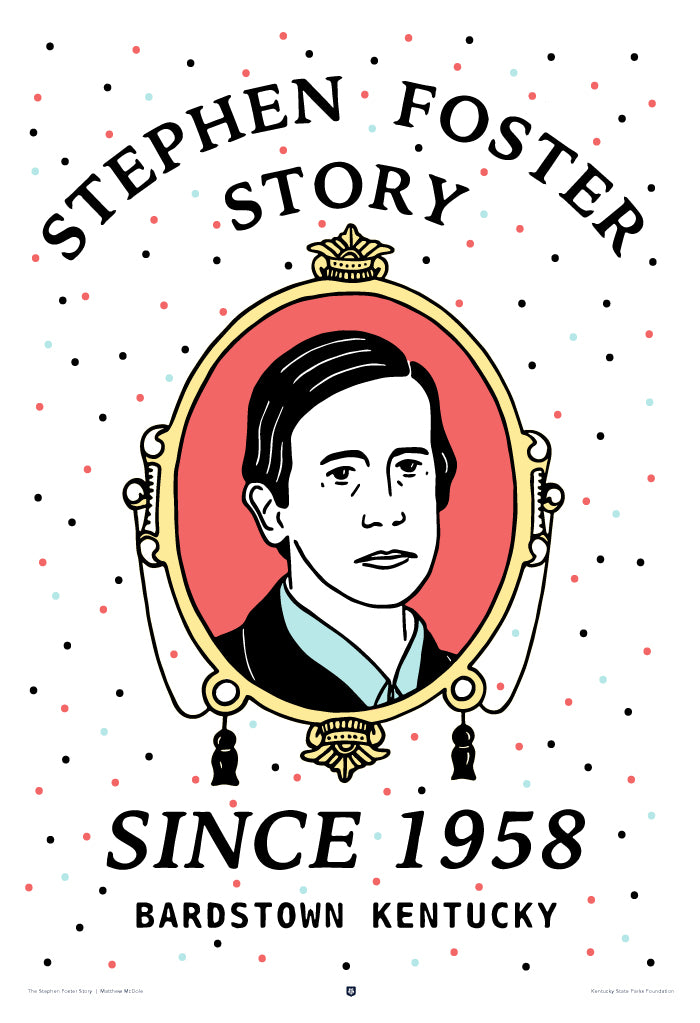 Kentucky State Parks Foundation Stephen Foster Story