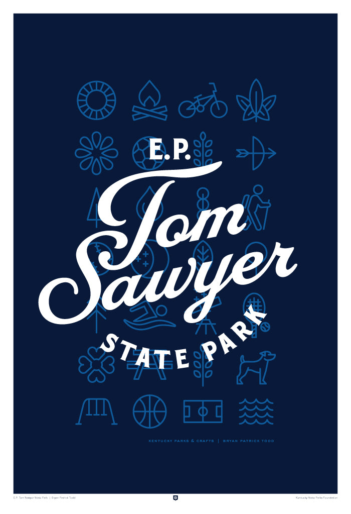 EP Tom Sawyer - Bryan Patrick Todd