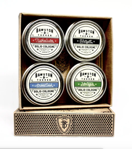 Bawston & Tucker - Solid Cologne Sampler