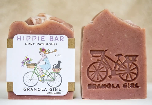 Granola Girl Soap Bars