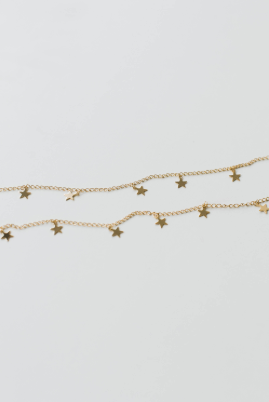 Harper Made Star Dangle Choker
