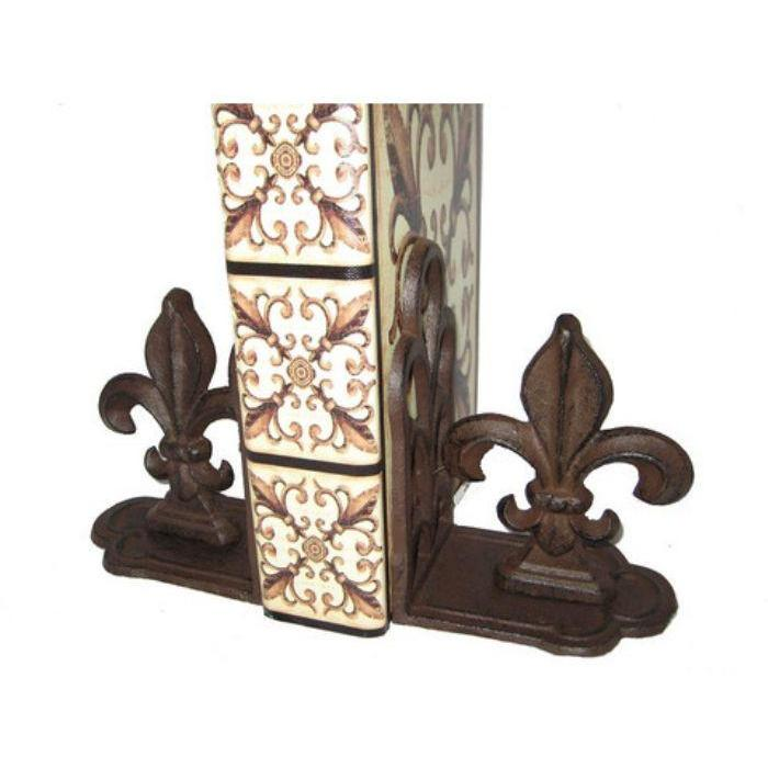 Revelry - Cast Iron Bookends