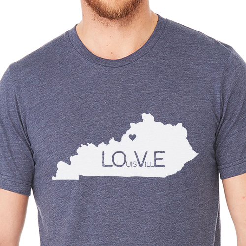 Hearts & Stars - Love in KY T-Shirt