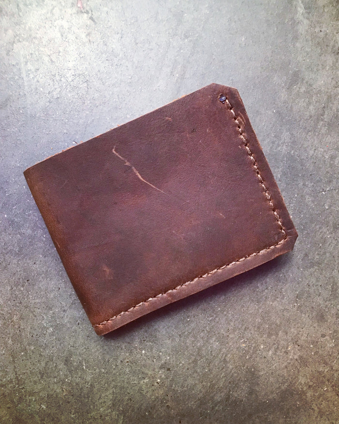 Mark McGee - Leather Wallets
