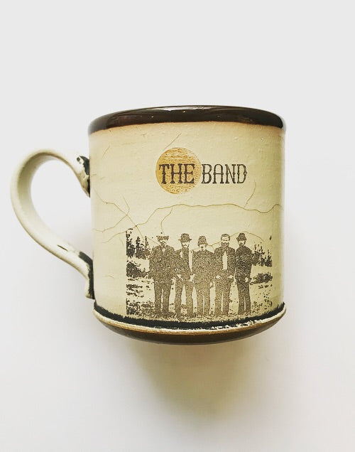 David Kring - The Band Mug