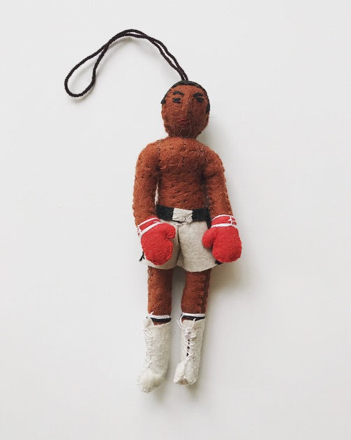 Muhammed Ali Silk Road Ornament
