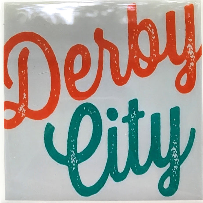 DayNa - Derby City Tile Coaster