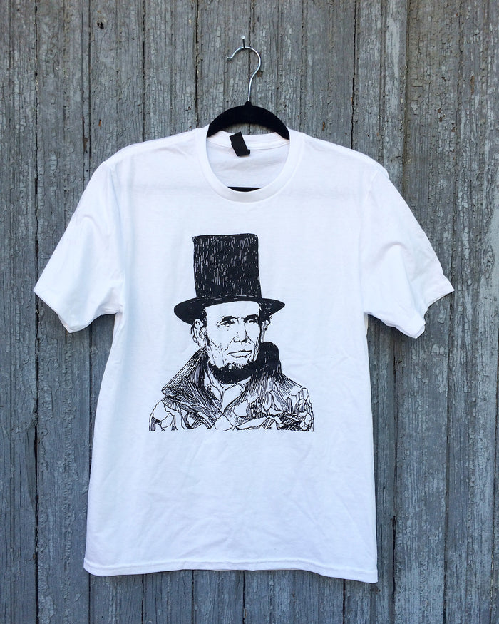 Maya joy - Abraham Lincoln T-Shirt