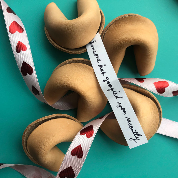 Mark McGee - Leather Fortune Cookies