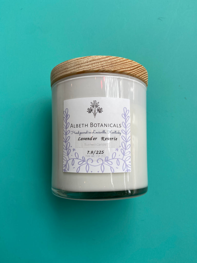Albeth Botanicals Candles 10oz