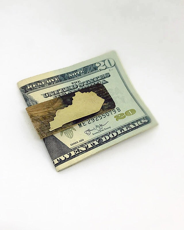 Lucky Peanut Jewelry - Money Clip