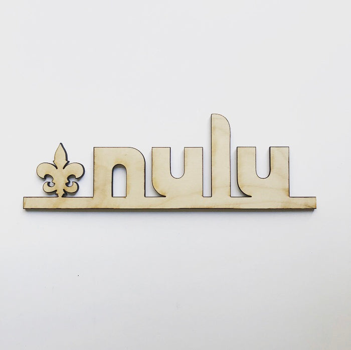 Southern Grit - Nulu Wall Decor