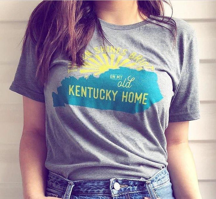 Hearts & Stars - Kentucky Home T-Shirt