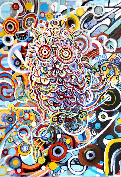 Brandon Jones - Majestic Owl