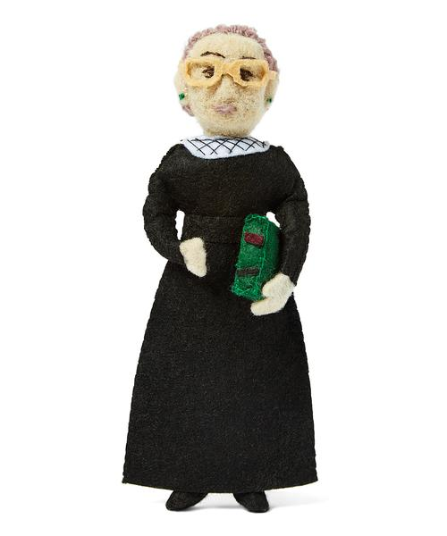 Ruth Bader Ginsburg Silk Road Ornament