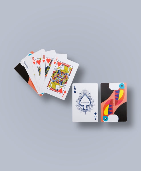 Toucan Playing Cards