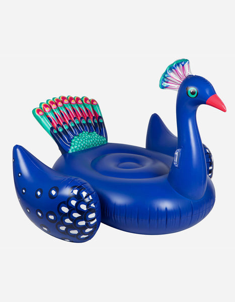 Ride On Peacock Float
